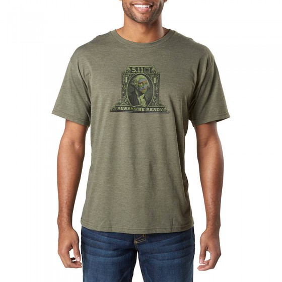 41191DZ GEORGE TACTICAL TEE